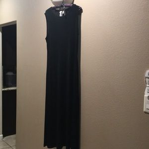Coldwater Creek sleeveless long dress